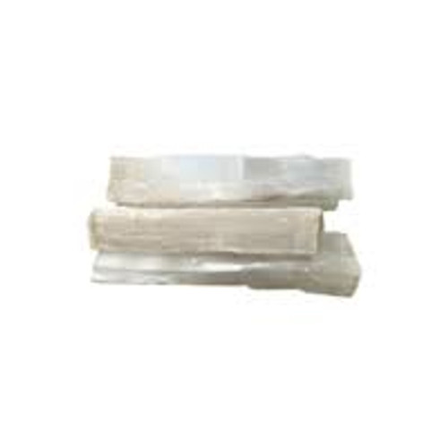 Crystal Logs Natural SELENITE White 3kg
