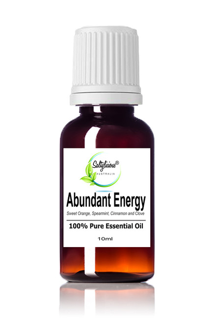 Essential Oil Blend Abundant Energy