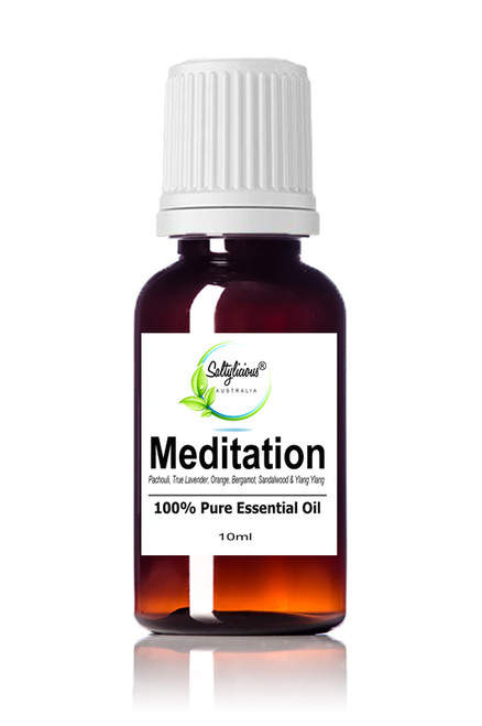 Essential Oil Blend Meditation