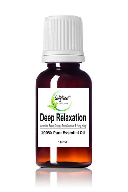 Essential Oil Blend Deep Relaxation