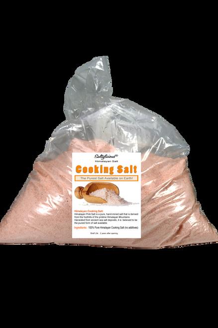 Himalayan Fine Salt 10 KG Free shipping