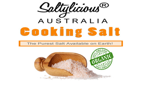 Saltylicious® Himalayan Fine Salt