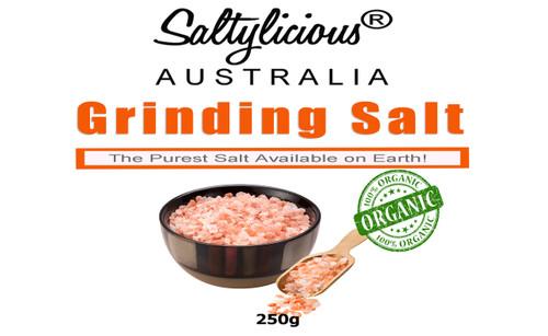 Saltylicious® Himalayan Grinding Salt