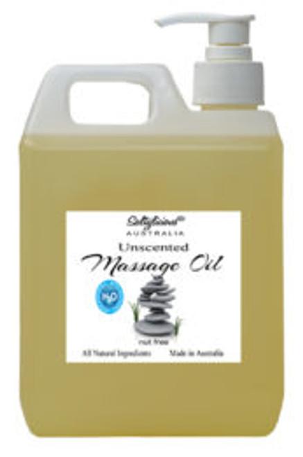 H2O Dispersible Massage Oil Unscented 4L