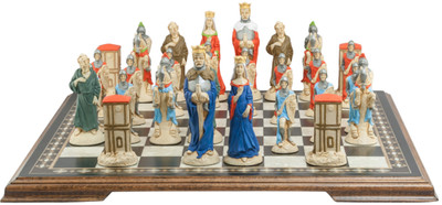 """King Arthur & Camelot Hand-painted 5.5"""""""