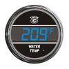 Truck Water Temperature Teltek Gauge - Blue