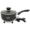 RoadPro Portable Sauce Pan With Non-Stick Surface