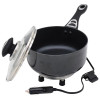 RoadPro Portable Sauce Pan With Non-Stick Surface - Top View