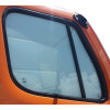Peterbilt Premium Window Covers Outside View