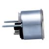 Semi Truck Electrical Voltmeter Gauge Series 1 Side