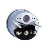 Semi Truck Electrical Voltmeter Gauge Series 1 Back