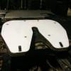 Simplex Fifth Wheel Slick Plate