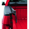 Toyota Tundra Genesis Roll Up Tonneau Cover 2007-2014 Rolled Up