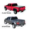 Toyota Tundra Premium Hard Fold Tonneau Cover 2000-2006 Fleet Side Image