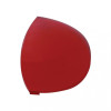 Kenworth 2006+ Round Dome Light Lens Red