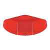 Freightliner Cascadia Small Dome Light Lens Red