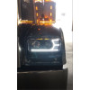 Freightliner Classic Chrome Projector Headlights With LED Amber Turn Signal & White Daylight Running Light - DRL On