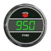 Truck Pyrometer Smart Teltek Gauge Green