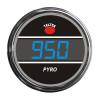 Truck Pyrometer Smart Teltek Gauge Blue