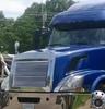 Volvo VNL 630 670 730 780 Wrap Around Bug Shield