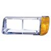 Freightliner FLD Headlight Bezel Passenger