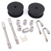 Tire Pressure Monitor Kit with Tire Watch LED Valve Cap