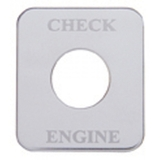 Freightliner M2 Business Class Switch Plates