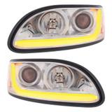 Peterbilt 384 Headlights