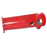 International 9900 Exhaust & Intake Manifolds