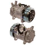 Kenworth T680 AC & Heating