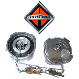 International Locking Gas Caps and Anti Siphon