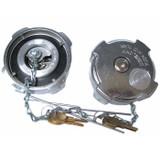 Locking Caps & Anti-Siphon