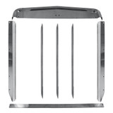Kenworth K100 Grill Inserts & Surrounds