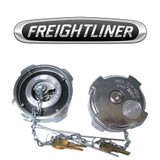 Freightliner Locking Gas Caps and Anti Siphon