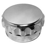 Peterbilt 387 Locking Gas Caps
