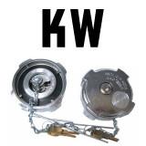 Kenworth Locking Gas Caps and Anti Siphon