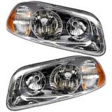 Mack Pinnacle Headlights