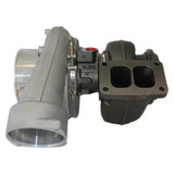 Kenworth T600 Turbo Chargers