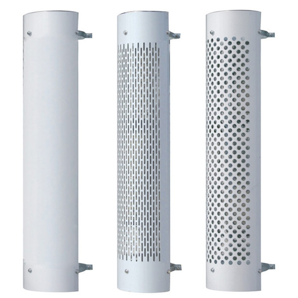 Stainless Steel Stack Guard Heat Shield
