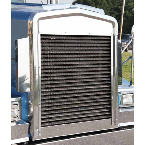Kenworth W900L Python Replacement Grill By Roadworks