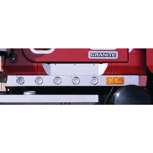 Mack CV713 Cabs No Heater Plug With Side Light Holes