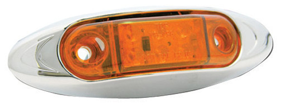Small Infinity Amber LED 6 Diodes