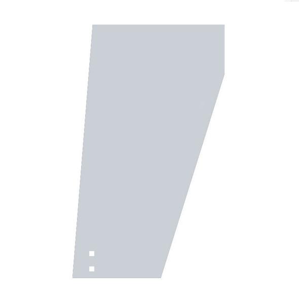 Peterbilt 359 Narrow Cowl Extensions With Peterbilt Logo Hole
