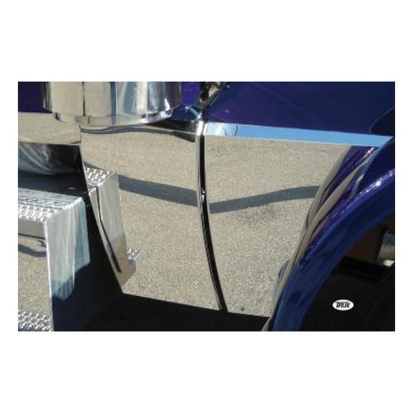 Peterbilt 389 Blank Cowl Panel Mounted