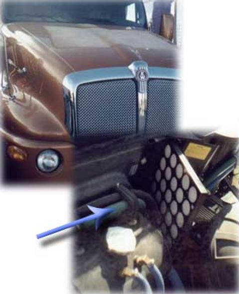 Kenworth T2000 and Peterbilt 387 Cabin Air Filter