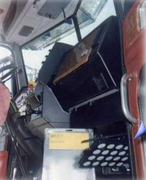 Peterbilt Cabin Air Filter 1994-1998