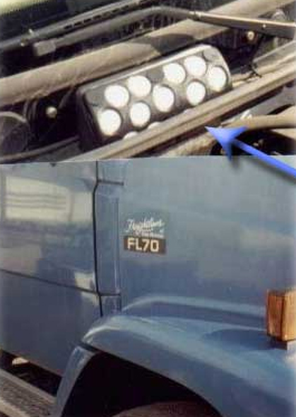 Freightliner Interior Cabin Pre Filter