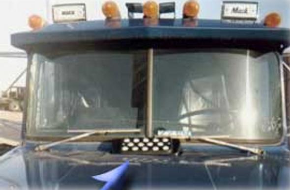 Mack Conventional Cabin Air Filter 1973 & Newer