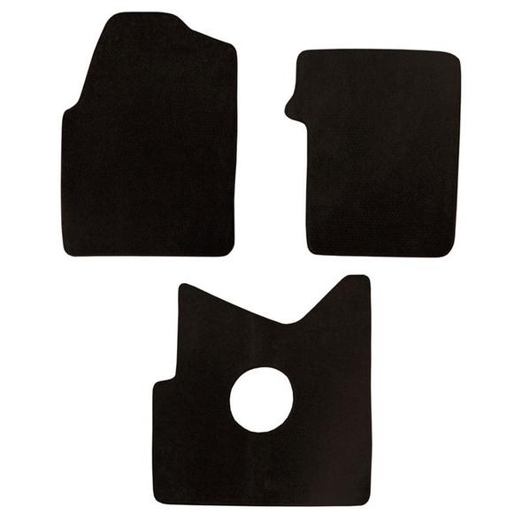 International ProStar Floor Mats 3 Piece Kit 2008-2011 Carpet Black