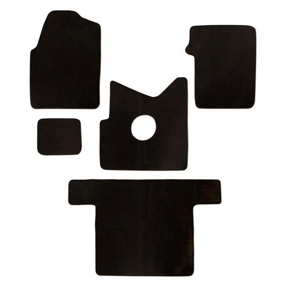 International ProStar Floor Mats 5 Piece Kit 2008-2011 Carpet Black
